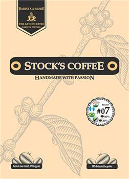 Stock's TRIO  -- 3x 250g Bohnenkaffee