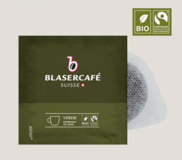 Verde Bio Fairtrade - 20 x 7g E.S.E. Pads (Einzelverpackt)