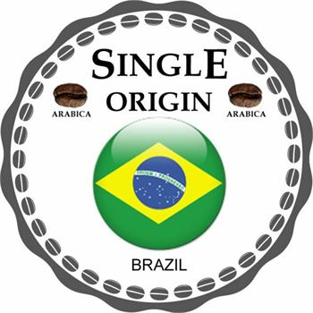 Single origin Brasil 2000g