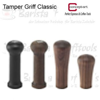 "Tamper Griff ""classic"" WENGE"