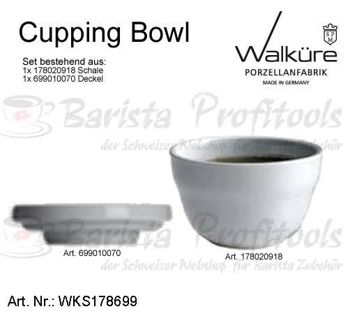 barista profitools cupping bowls mit deckel. Black Bedroom Furniture Sets. Home Design Ideas