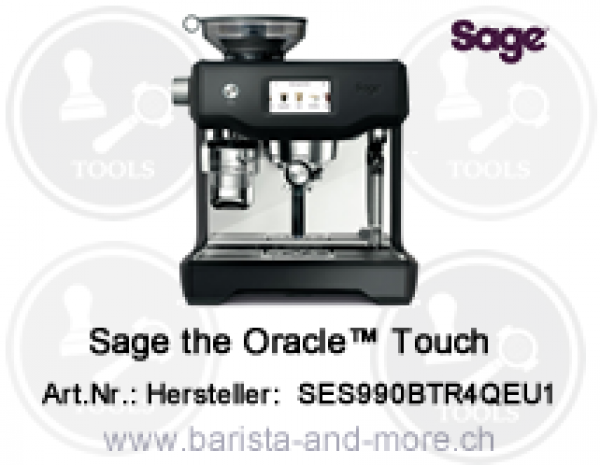 Sage the Oracle™ Touch - Trüffelschwarz